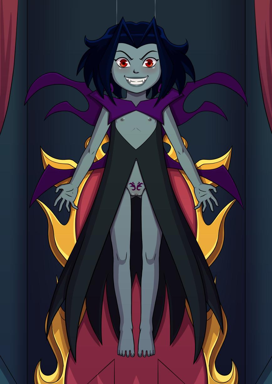 Loli Club Halloween 2015 Jade Queen Of Shadowkhan